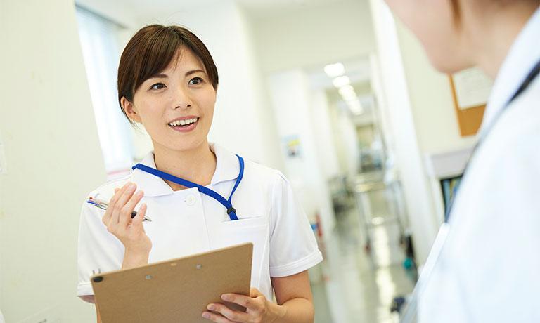 医療スタッフのモチベーション、モチベーションアップ、モチベーションの維持ならB&Cメディカルへ
