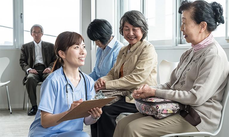 集患、増患、患者様満足の向上ならB&Cメディカルへ