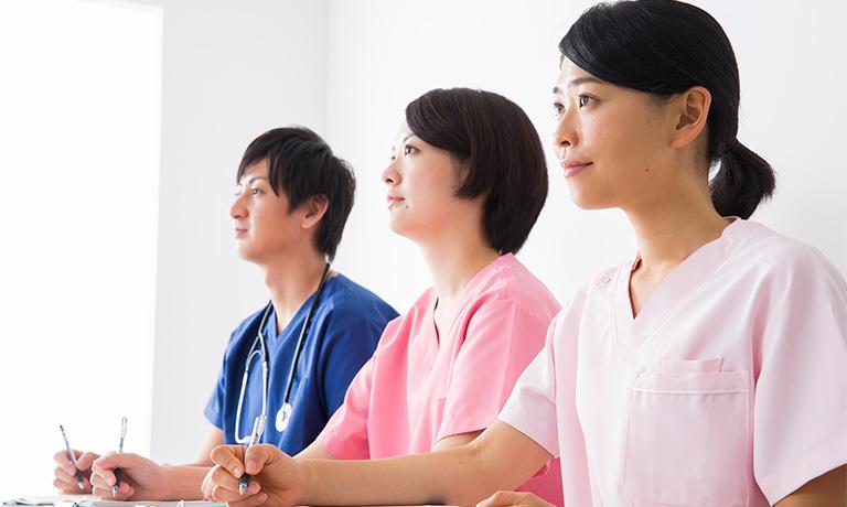 医療機関のマネジメント、リーダーシップ、マネージメント力向上ならB&Cメディカルへ