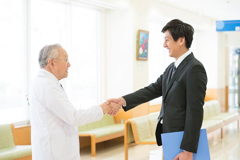 病院経営を安定化