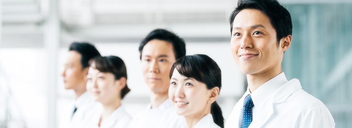 医療機関専門のコンサルティングサービス