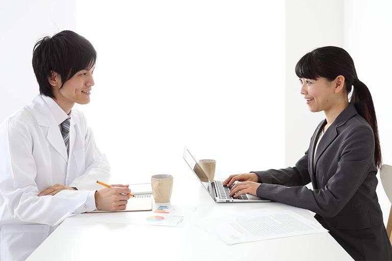 医療機関専門コンサルティングのお悩み相談