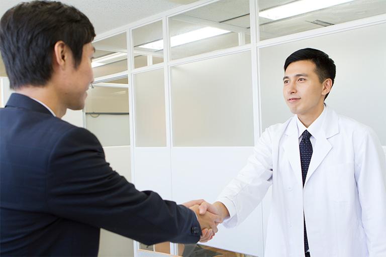 医師の採用