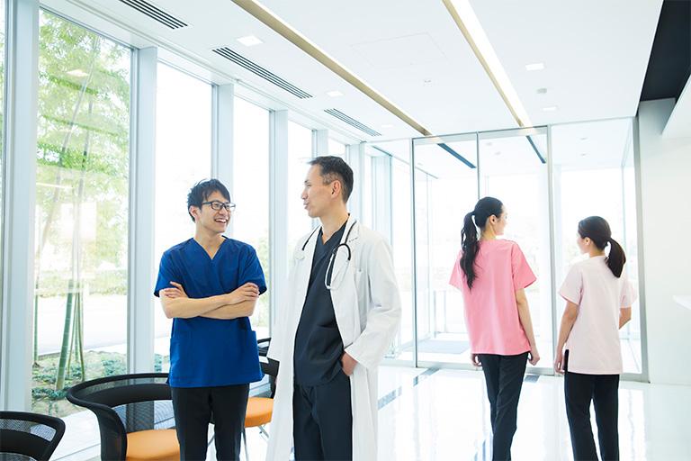 病院の組織変革