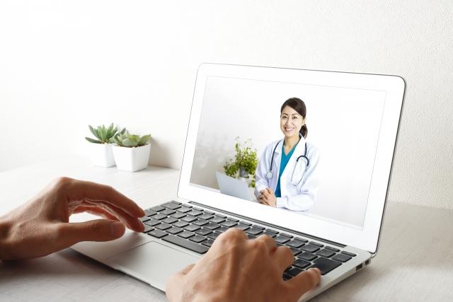 顔の見える電話診療(テレビ電話診療)を、費用をかけずにとにかく簡単に始める方法。